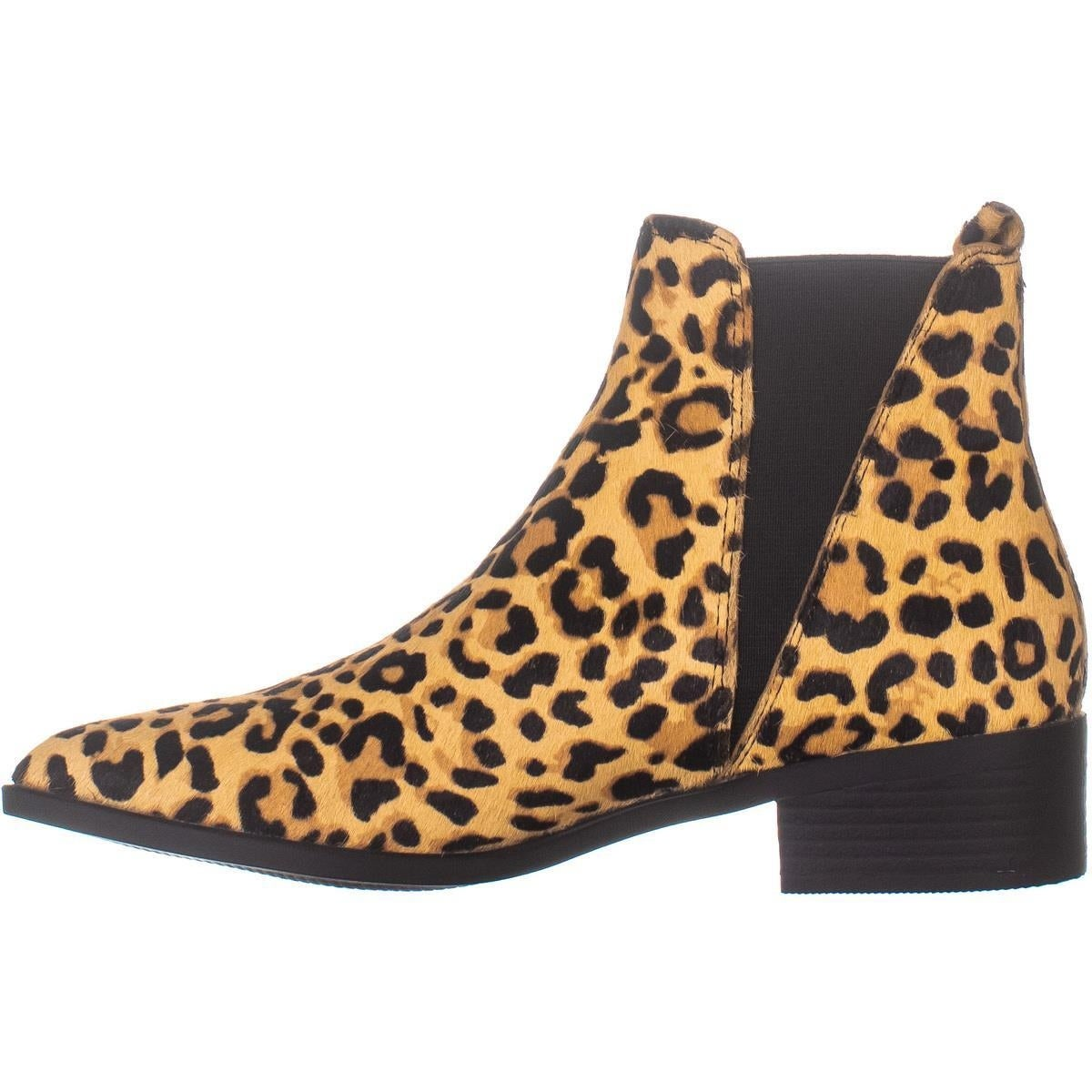 ee2f36e07822 Shop Steve Madden Jerry Pointed Toe Ankle Boot, Leopard - 7 US - Free  Shipping Today - Overstock - 28082754