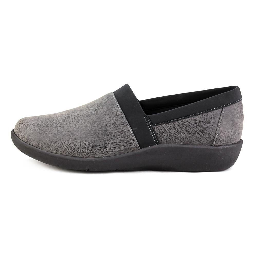 2c43715cf25 Shop Clarks Narrative Sillian Blair Women W Round Toe Leather Loafer ...