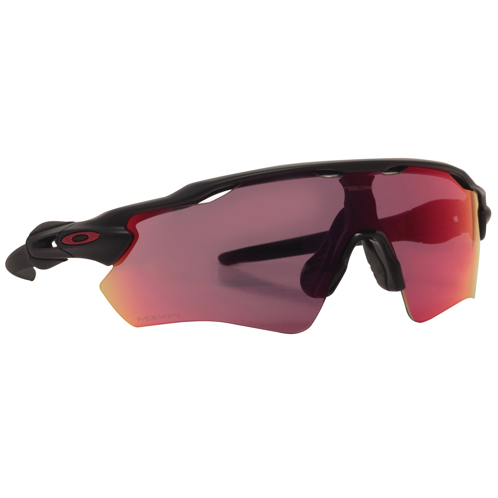 802be55c5fe3b ... spain shop oakley radar ev path oo9208 46 matte black prizm road mens  shield sunglasses matte