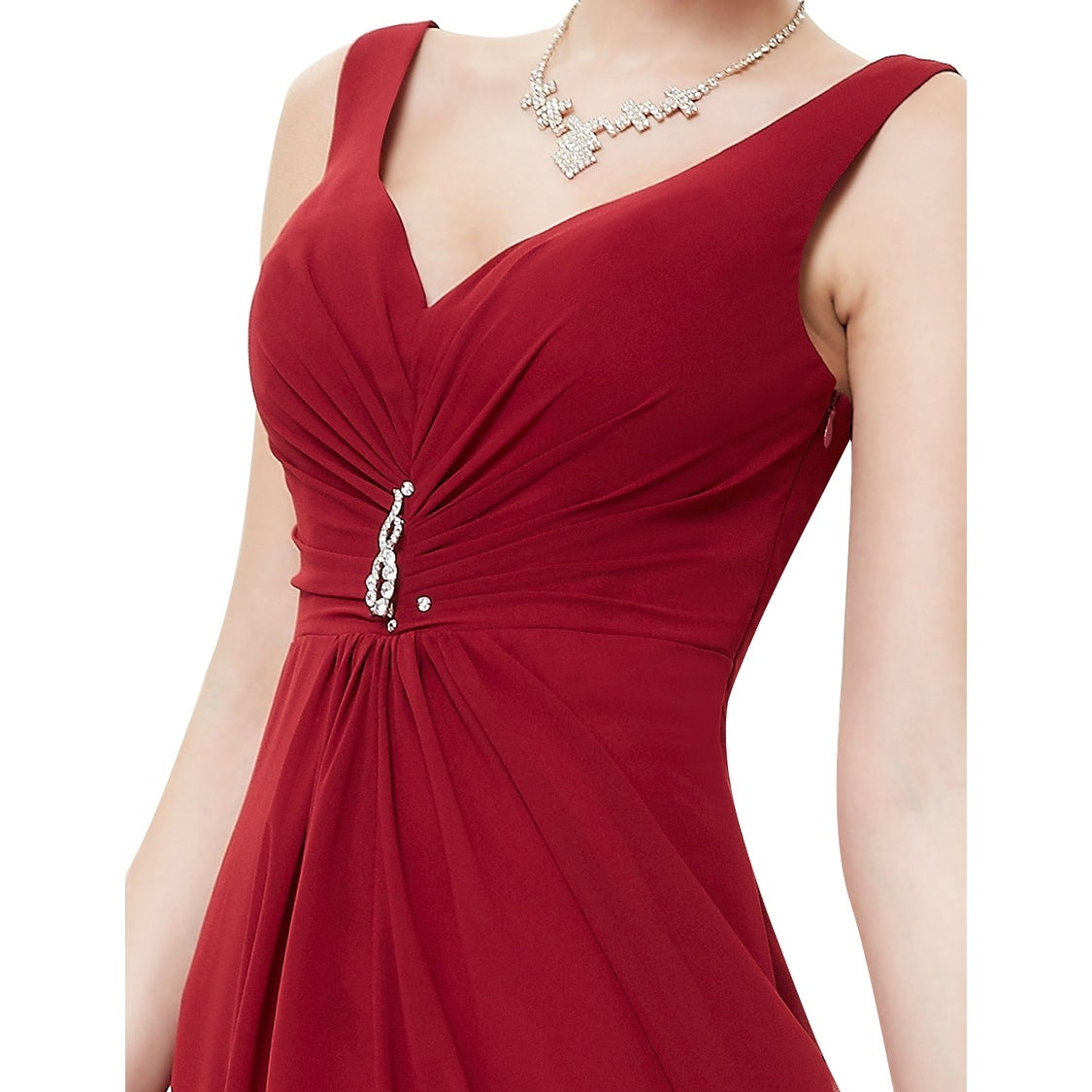 Shop Ever-Pretty Womens Double v-neck Evening Dress 09983 - Free Shipping  Today - Overstock - 25736972 23bf343d8