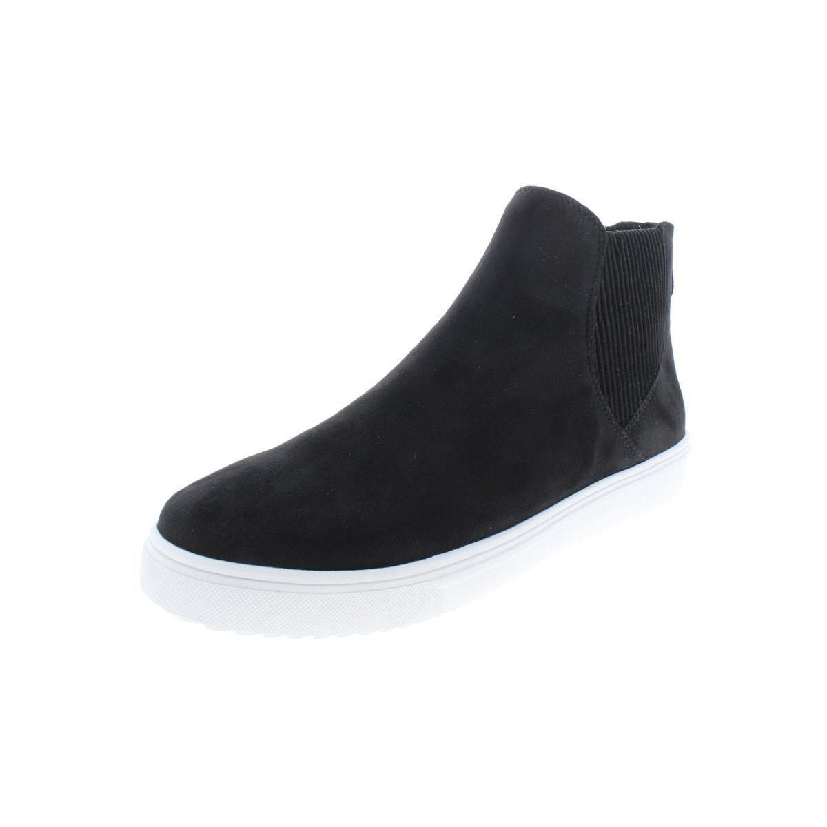 29b8ca20e247 Shop Steven By Steve Madden Womens Coal Fashion Sneakers Faux Suede High Top  - Free Shipping Today - Overstock - 27103313