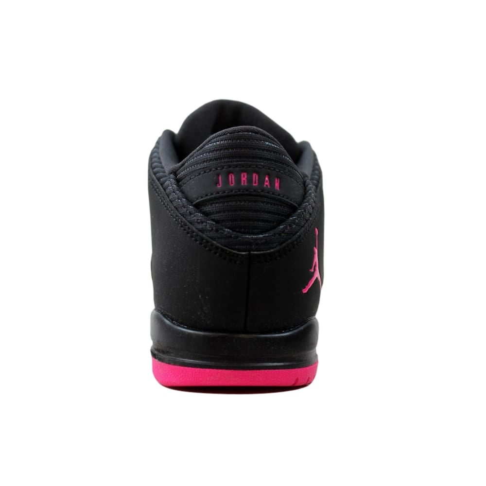 496364a70139 Shop Nike Air Jordan Flight Origin 4 GP Anthracite Deadly Pink-Black  Pre-School 921199-009 Size 1.5 Medium - Free Shipping On Orders Over  45 -  Overstock - ...