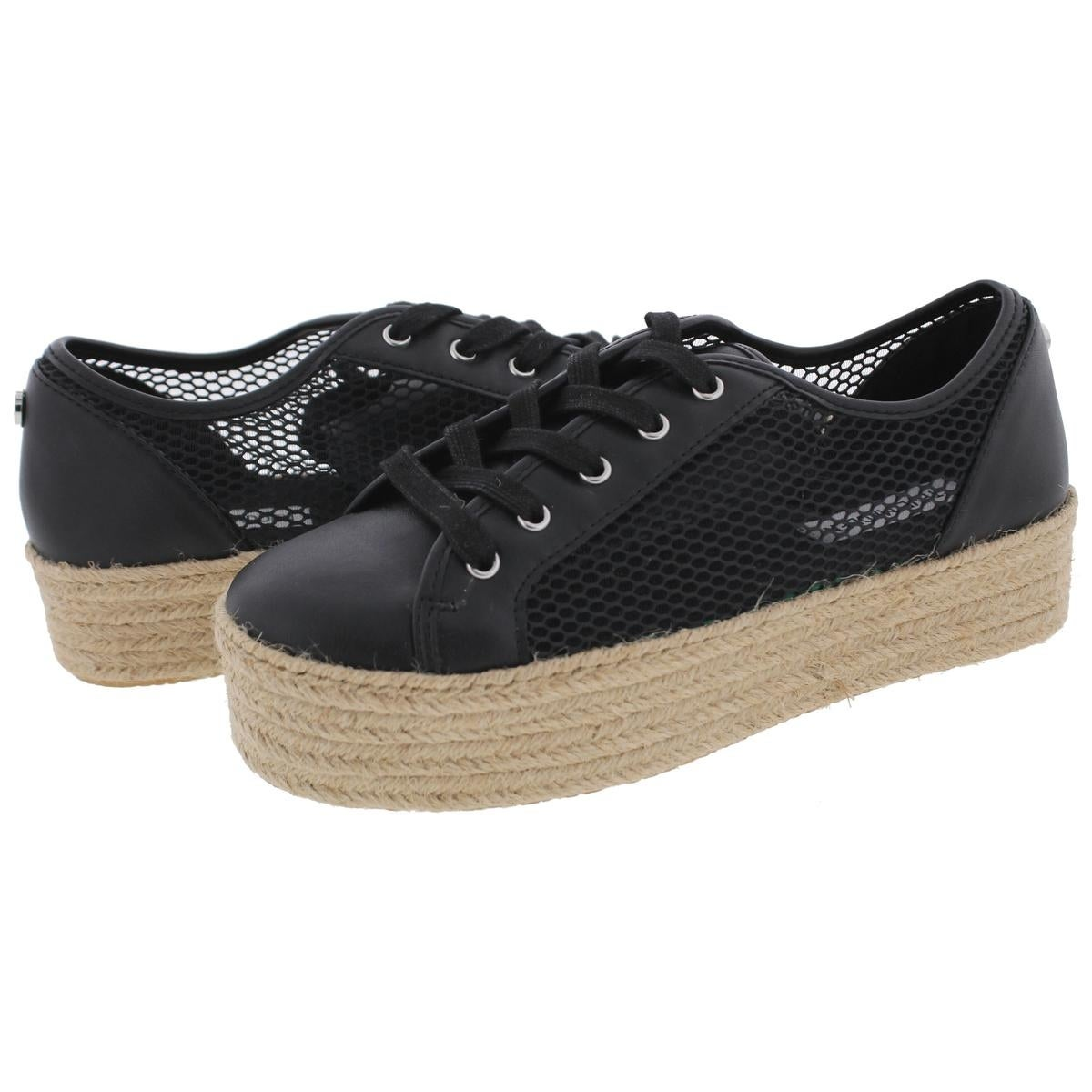 ef9e75557aa Shop Steve Madden Womens Mars Fashion Sneakers Espadrille Platform - Free  Shipping On Orders Over  45 - Overstock - 20199726