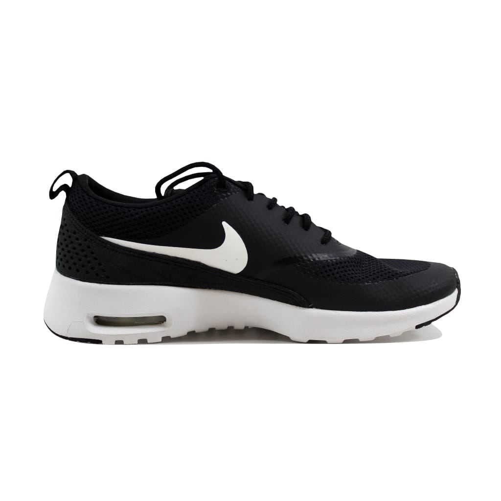 0302c922256a4a Shop Nike Women s Air Max Thea Black Summit White 599409-020 - On Sale -  Free Shipping Today - Overstock - 22919529