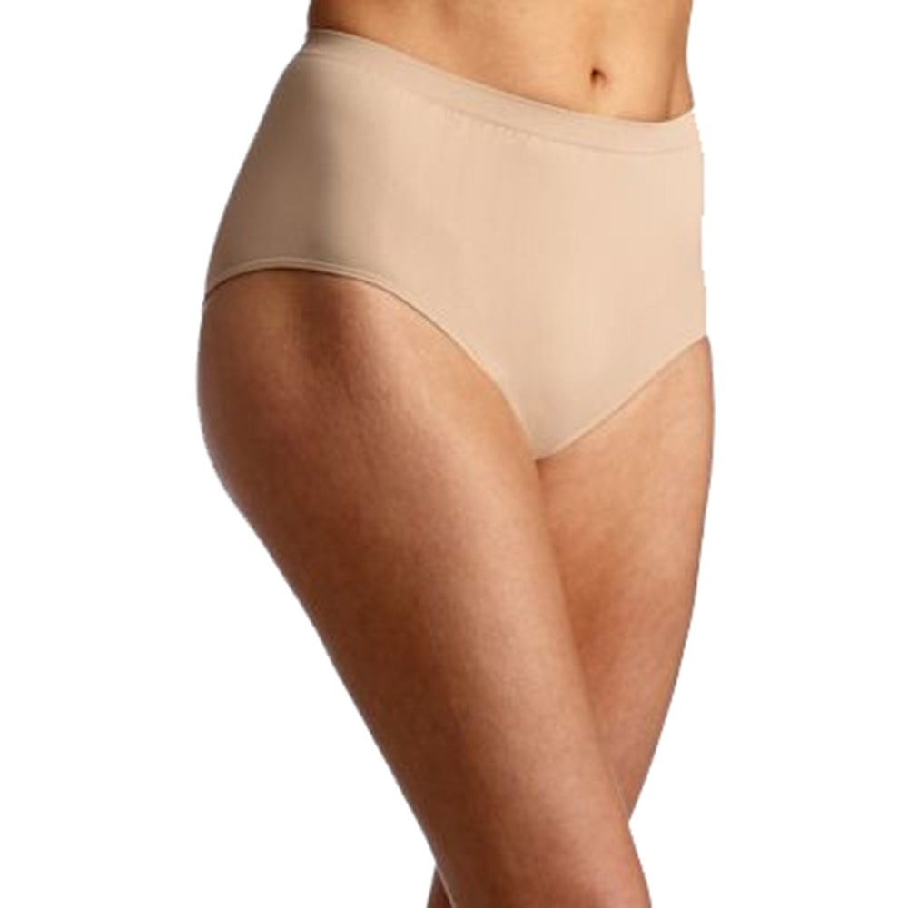 c35f9d3c5a20 Shop Jockey Comfies French Cut Brief Panty 1366 - Free Shipping On Orders  Over $45 - Overstock - 20433203