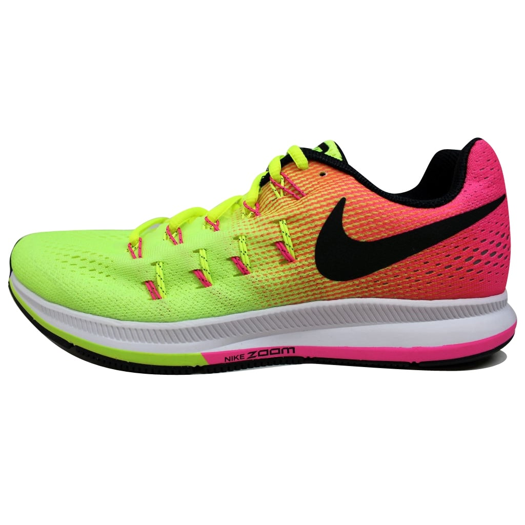 low priced 19f34 cce06 Shop Nike Mens Air Zoom Pegasus 33 OC Multi ColorMulti Color 846327-999 -  Free Shipping Today - Overstock - 19739989