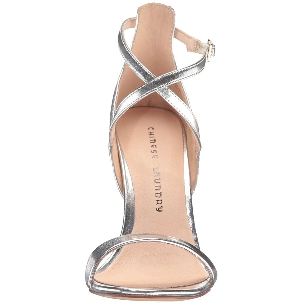 3adbc69d175 Shop Chinese Laundry Womens Lavelle Open Toe Casual Ankle Strap Sandals -  Free Shipping On Orders Over  45 - Overstock - 17734736