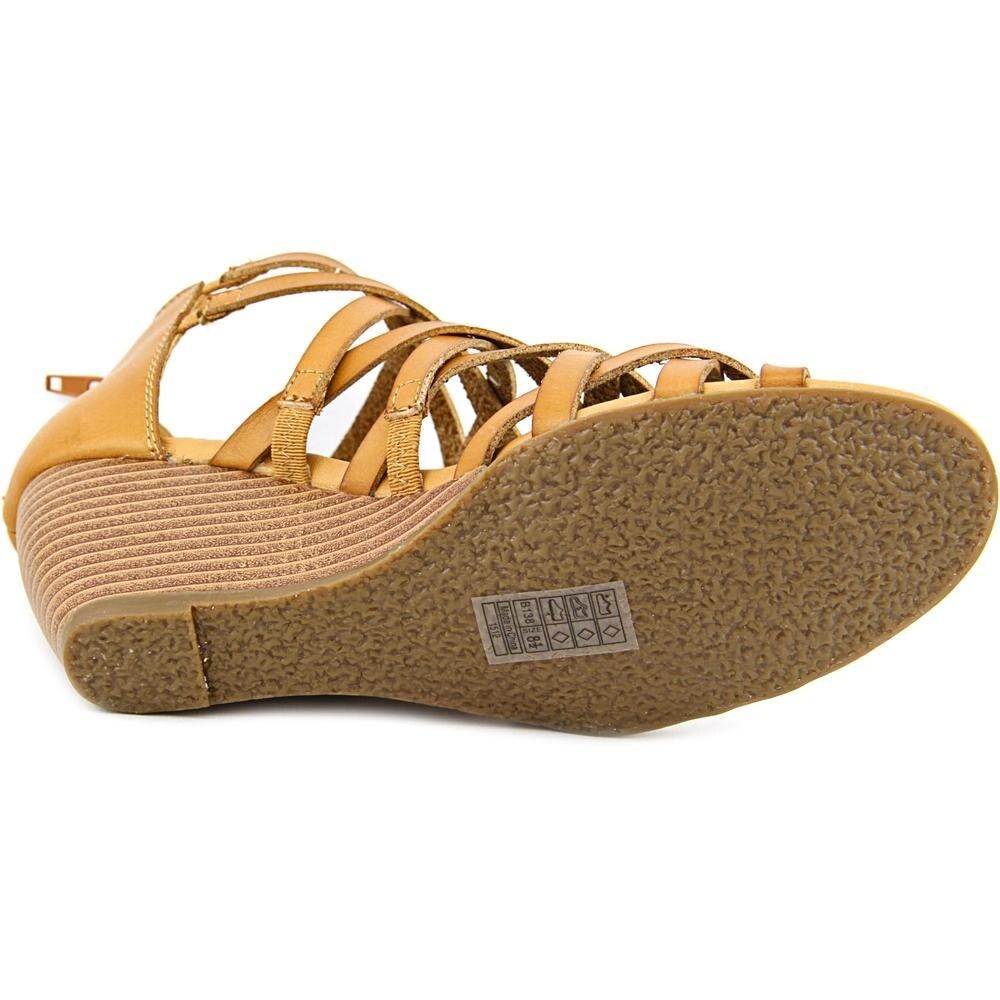 7ac9e6fc077da1 Shop Blowfish Blip Women Open Toe Synthetic Tan Wedge Sandal - Free  Shipping On Orders Over  45 - Overstock.com - 13699091