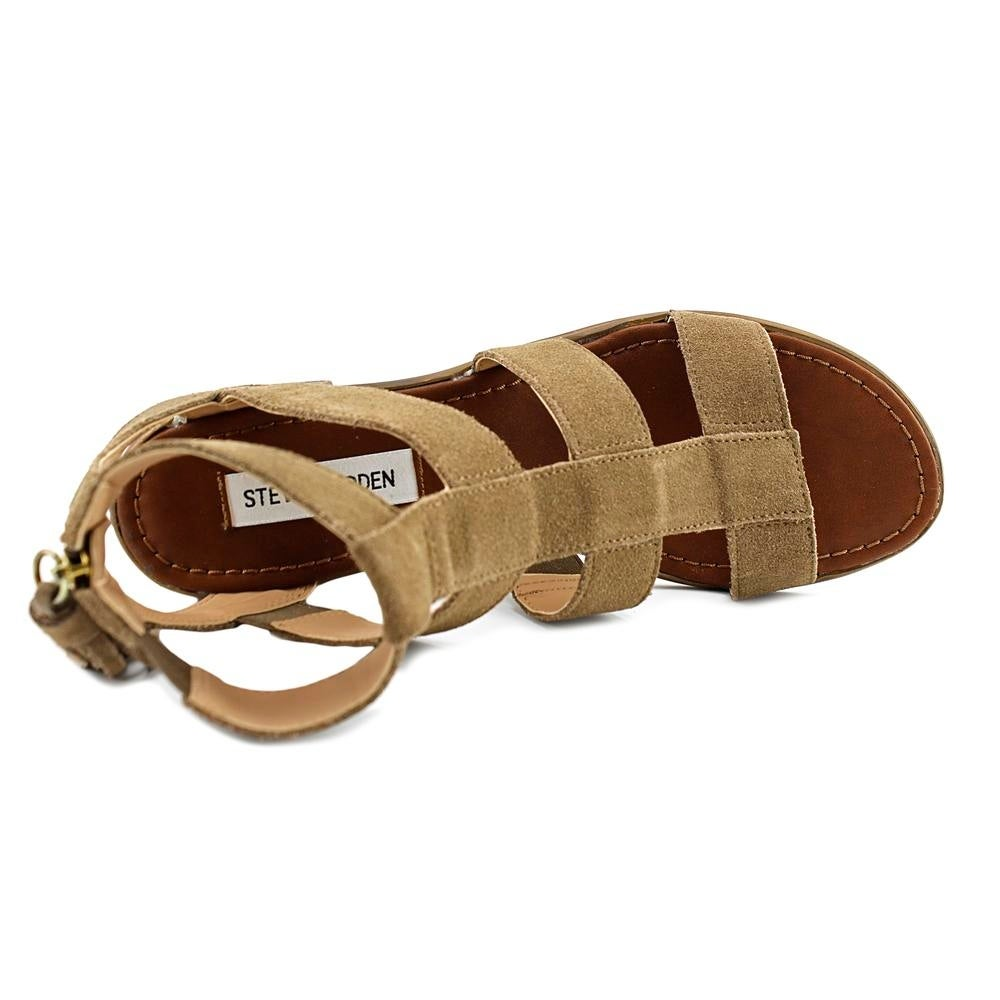 3c6980c33aca Shop Steve Madden Daviss Women Open Toe Leather Gladiator Sandal - Free  Shipping On Orders Over  45 - Overstock - 17983757