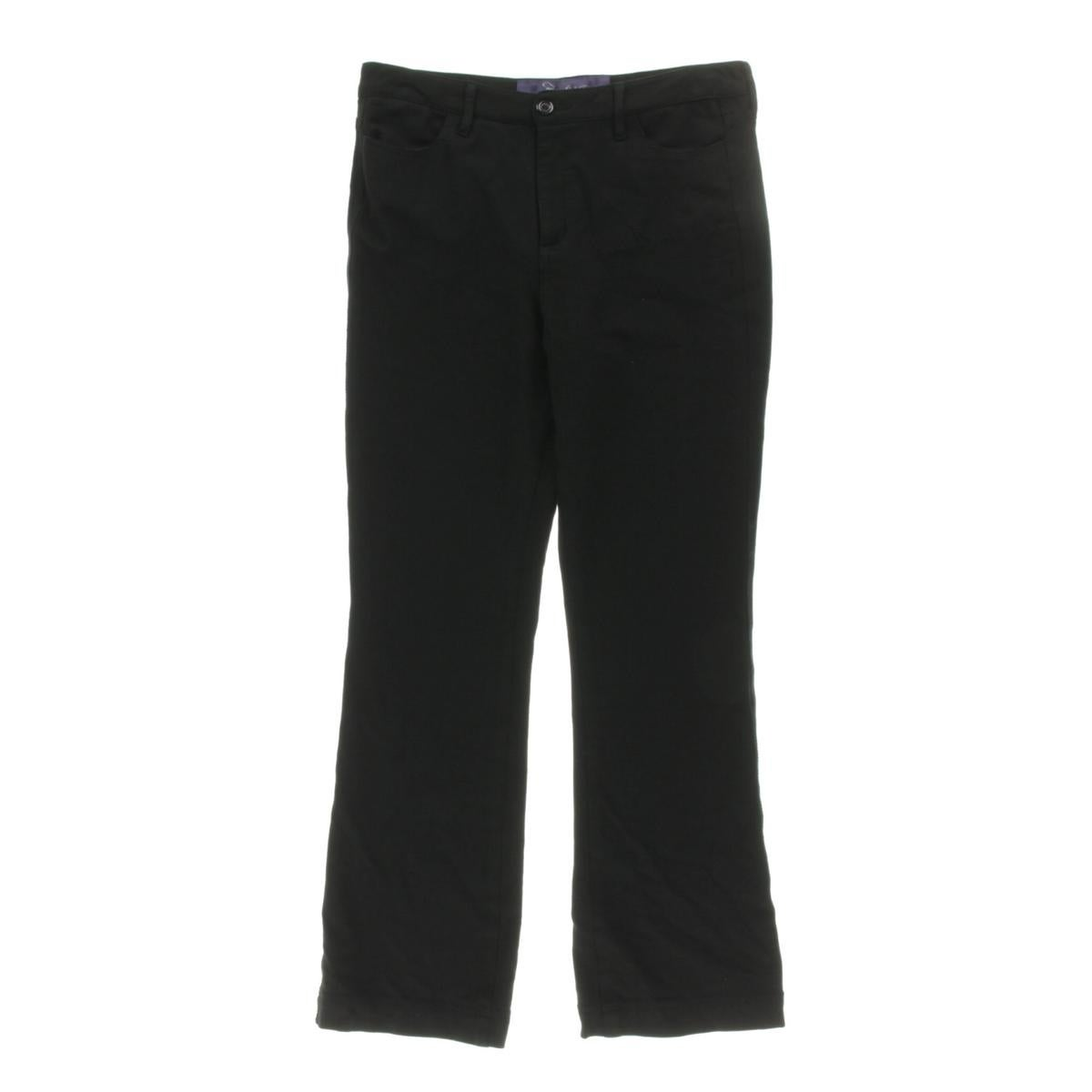 2882b48a8f263 Shop Not Your Daughter s Jeans Womens Casual Pants Ponte Slimming Fit - 12  - Free Shipping Today - Overstock - 19480022