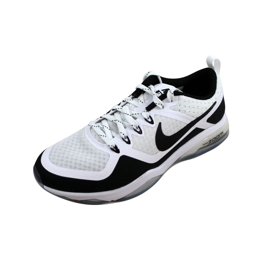 the latest 2ab87 43534 Nike Women s Air Zoom Fitness White Black 904645-100