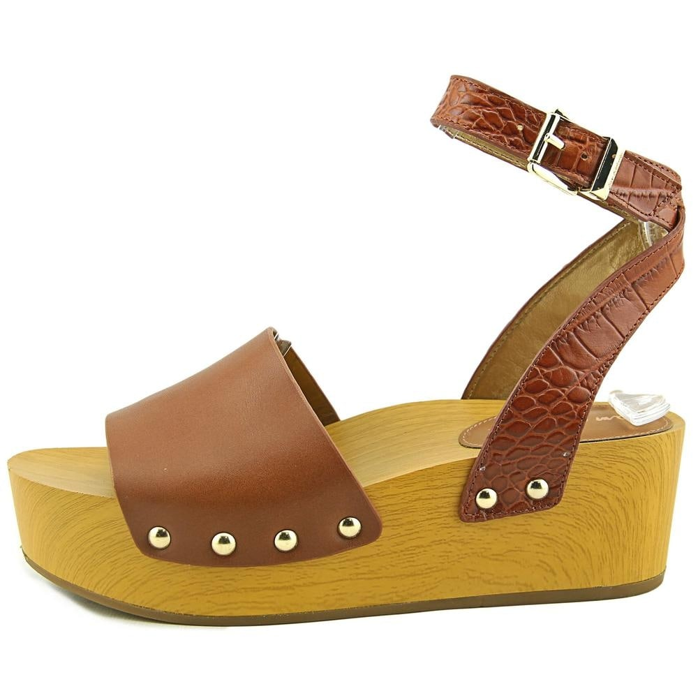 39317eb76 Shop Sam Edelman Brynn Open Toe Leather Wedge Sandal - Free Shipping On  Orders Over  45 - Overstock - 13645855