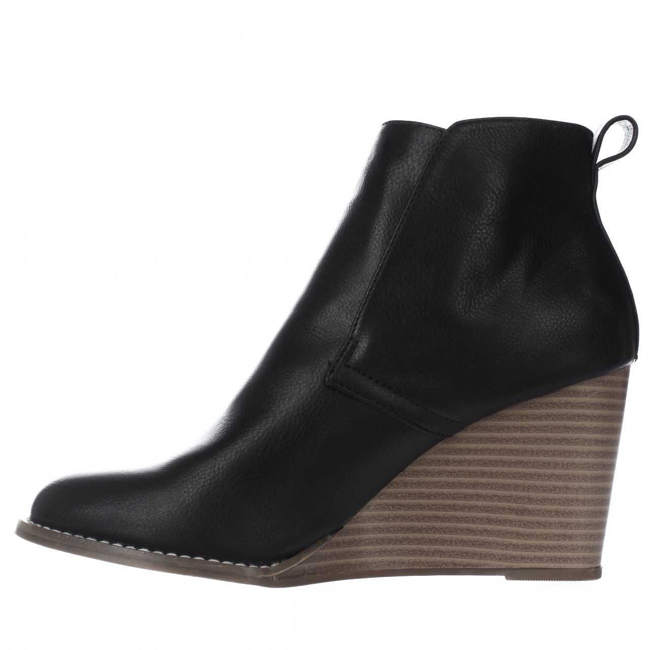 958578e91ab Shop Nautica Calyan Wedge Ankle Boots