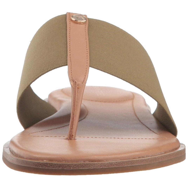 87c46da5372 Shop Taryn Rose Women s Kamryn Vachetta Flat Sandal - Free Shipping Today -  Overstock - 27098822