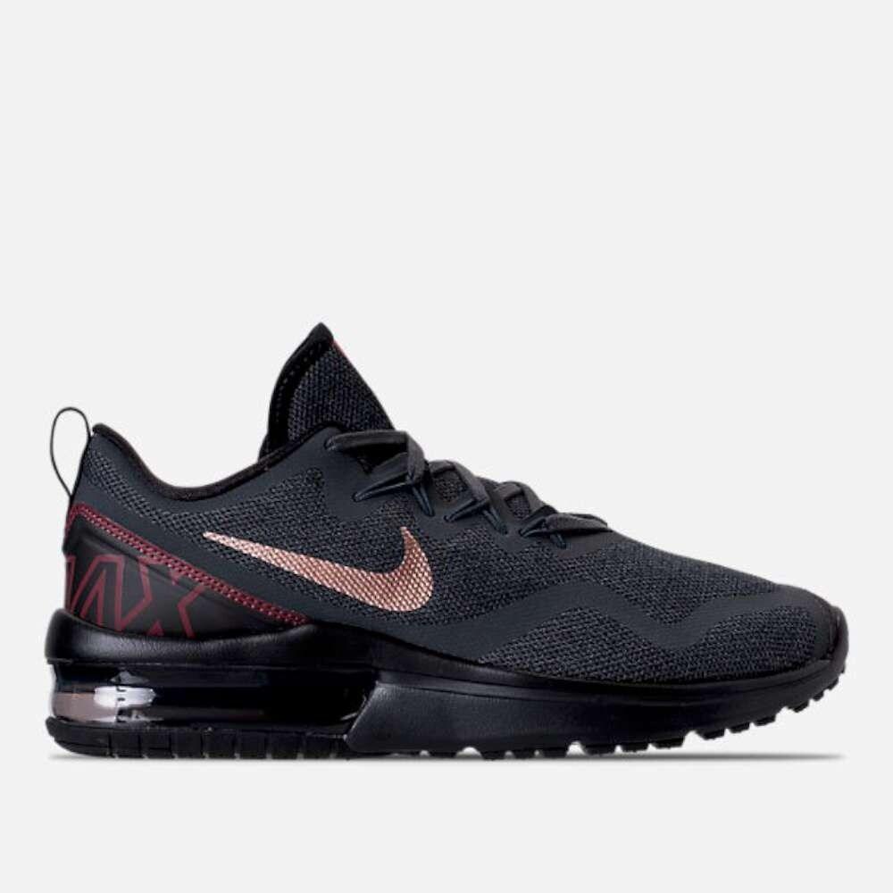 14c1702584874 Nike Mens Air Max Fury Fabric Low Top Lace Up Running Sneaker