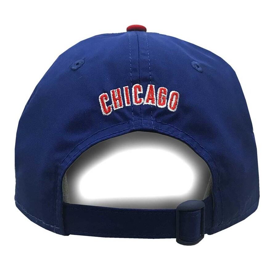 huge discount 33b79 26309 Shop New Era MLB Chicago Cubs Batting Practice Baseball Hat 9Twenty Cap -  Free Shipping On Orders Over  45 - Overstock - 20359219