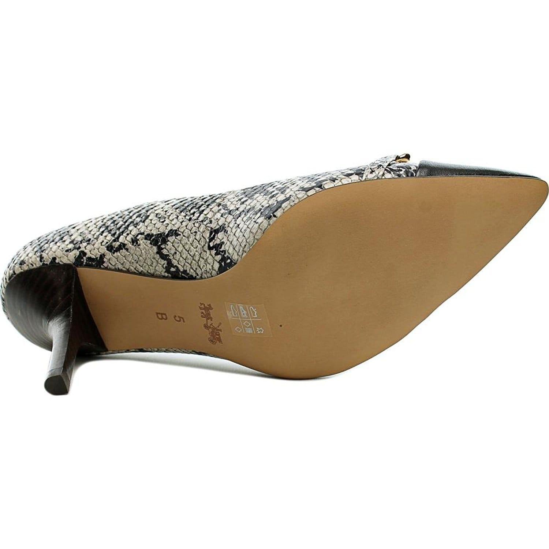 89bd97a11d6 Shop Coach Women s Bowery - chalk black snake matte calf - Free Shipping  Today - Overstock - 16072406