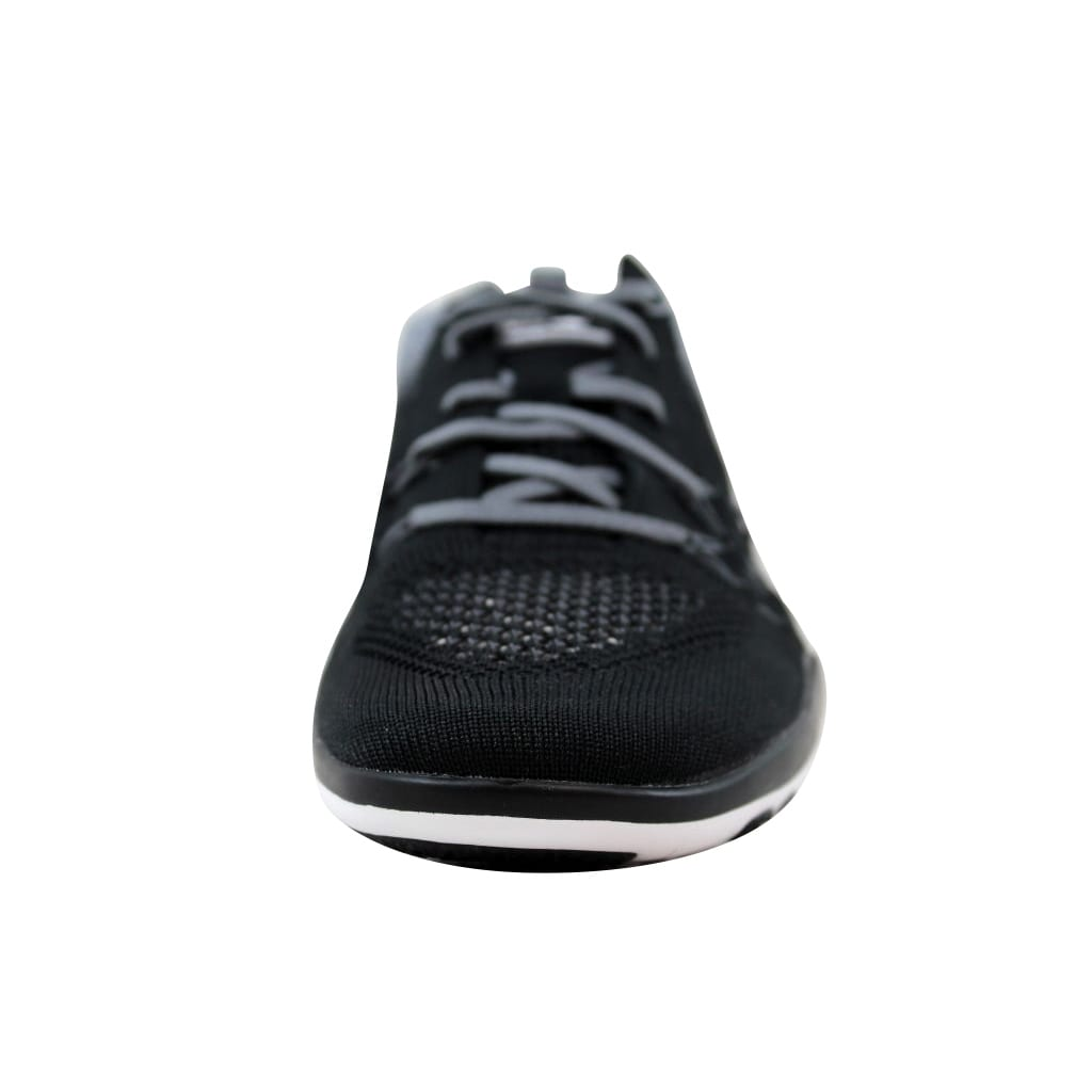 52f593f9c9d4 Shop Nike Women s Free TR Focus Flyknit Black White-Cool Grey 844817-001 -  Free Shipping Today - Overstock - 21141563