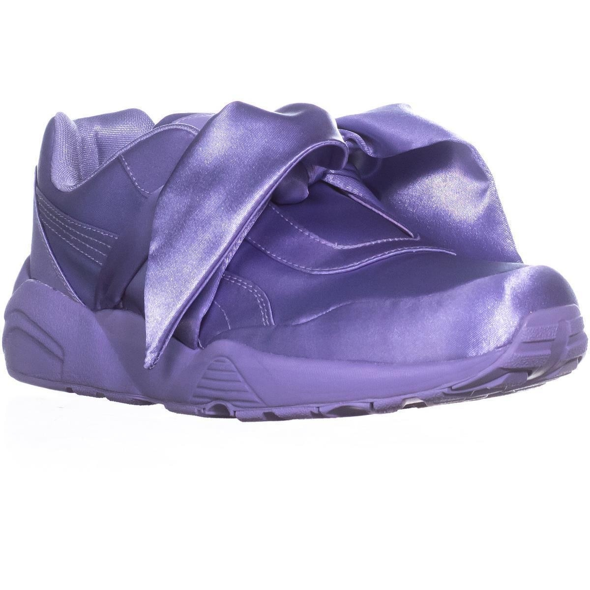 best service 0cbef eb0f8 PUMA Bow Sneaker Fenty Rihanna Fashion Sneakers, Sweet Lavender
