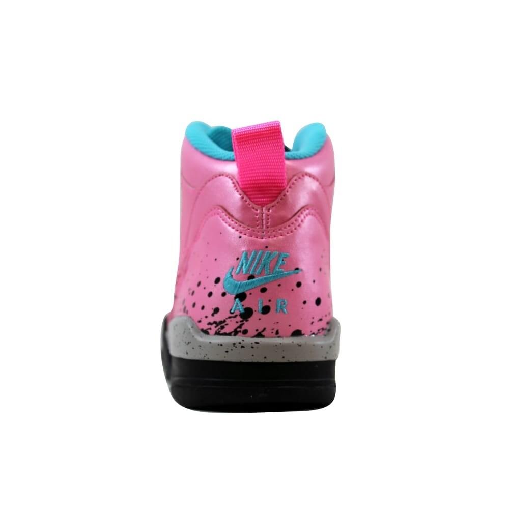45b1a564 Shop Nike Flight 13 Mid Pink Glow/Pink Glow Women's 616298-600 Size 6.5  Medium - Free Shipping Today - Overstock - 21141478