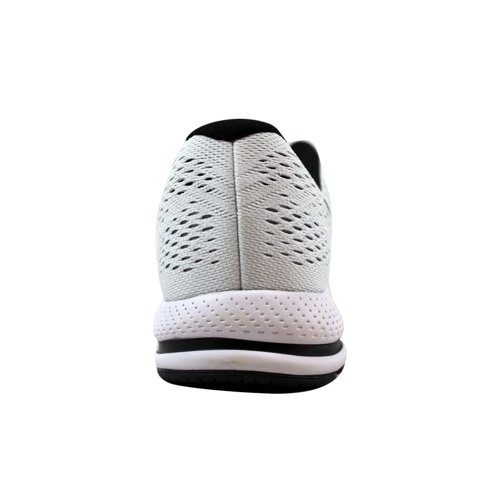 5f70126c623e0 Shop Nike Air Zoom Vomero 12 White Black-Pure Platinum 863762-100 Men s -  Free Shipping Today - Overstock - 27129844