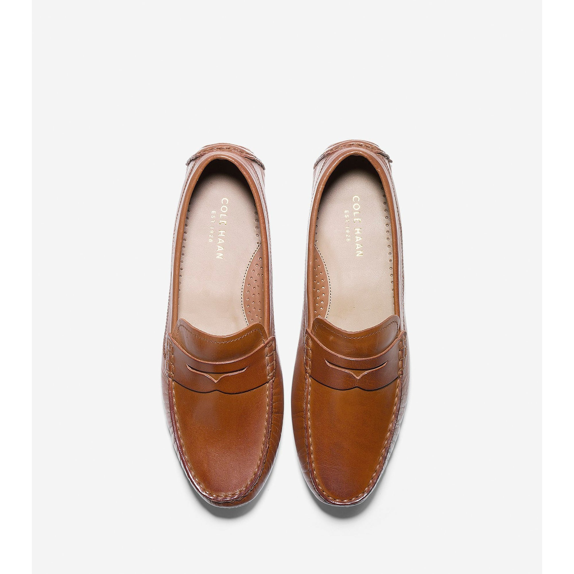 2ab3557029f Shop Cole Haan Womens Rodeo Penny Driver Leather Closed Toe Loafers - Free  Shipping Today - Overstock.com - 22117355