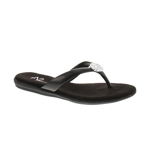 025d18c6ae06 Shop A2 By Aerosoles Women s Too Chlose Flip Flop - Free Shipping On Orders  Over  45 - Overstock - 20908521
