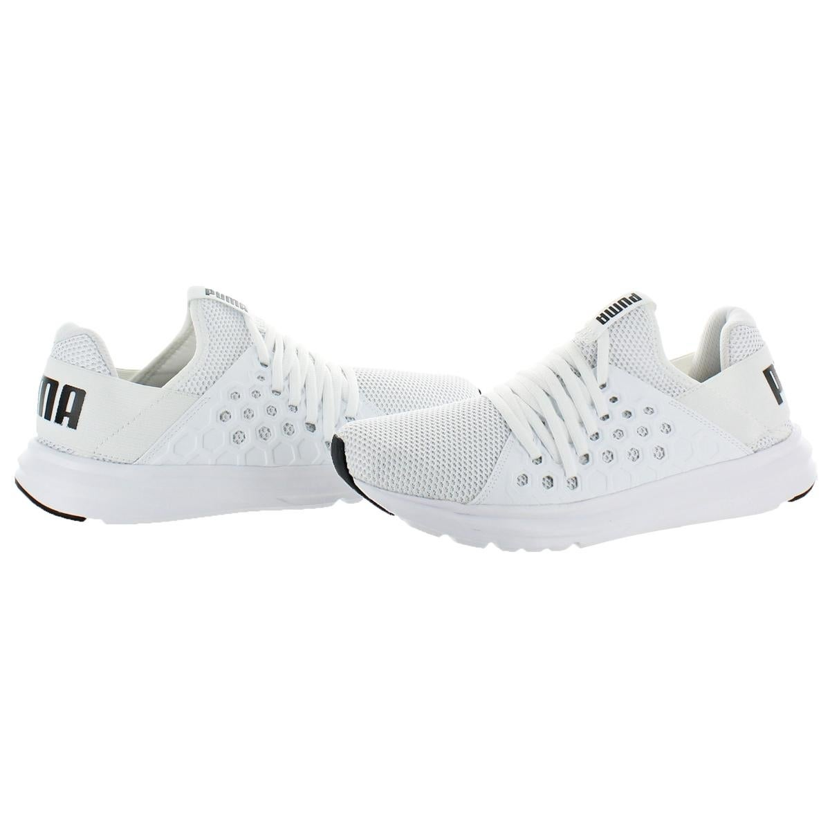 4fb16b454a7852 Shop Puma Mens Enzo NF Fashion Sneakers SoftFoam Running - Free Shipping On  Orders Over  45 - Overstock - 23447199