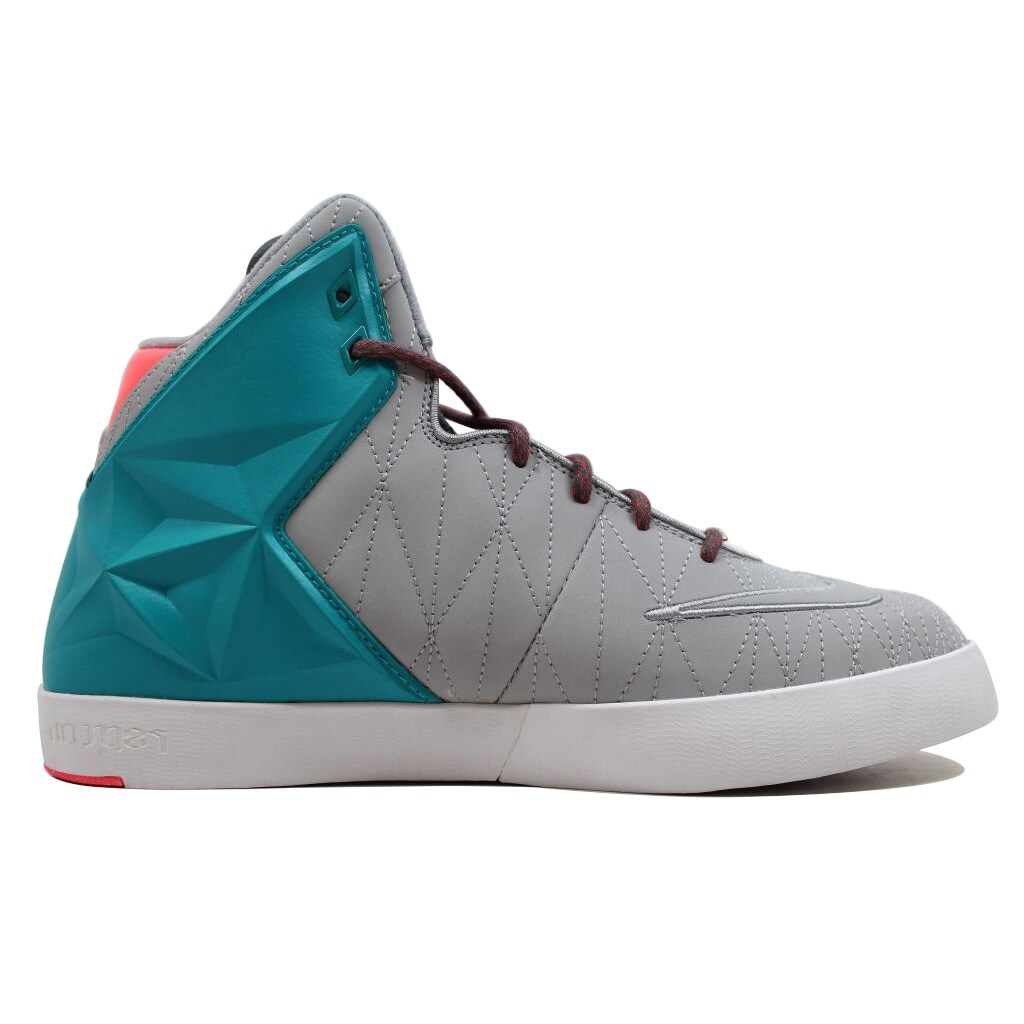 Shop Nike Men s Lebron XI 11 NSW Lifestyle Wolf Grey Wolf Grey-Turbo  Green-Hyper Punch Miami Vice 616766-002 - Free Shipping Today - Overstock -  19508183 7c2e60a18db1