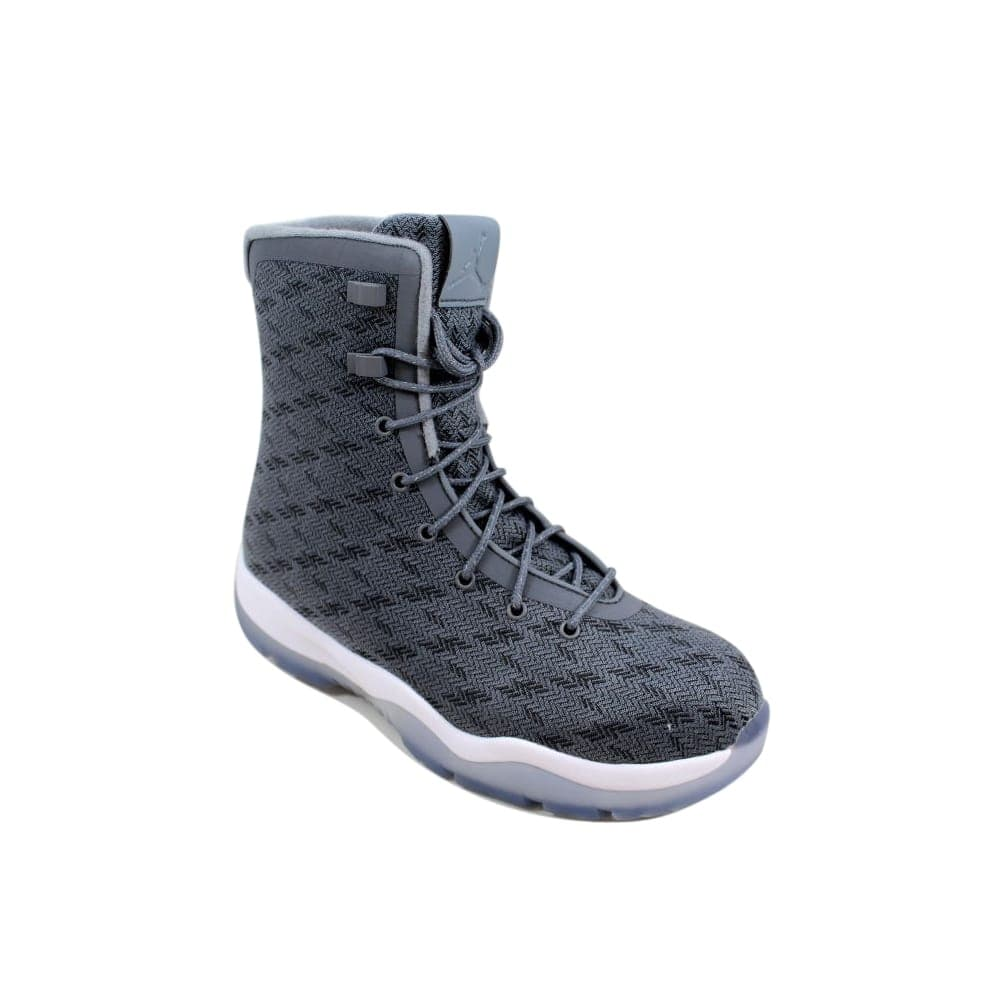huge selection of 9e333 d7d8d Shop Nike Air Jordan Future Boot Cool Grey Cool Grey-White 854554-003 Men s  - On Sale - Free Shipping Today - Overstock - 24016497