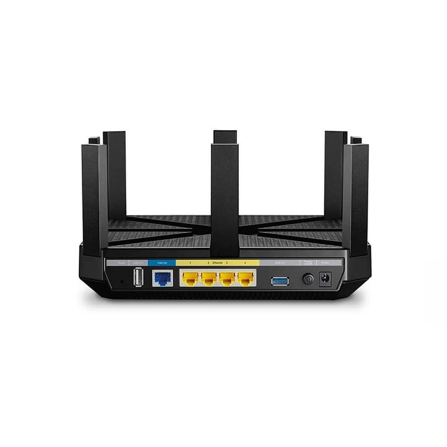 (Open Box) TP-Link Archer C5400 Tri-Band MU-MIMO Wireless AC5400 Gigabit  Router REFURBISHED