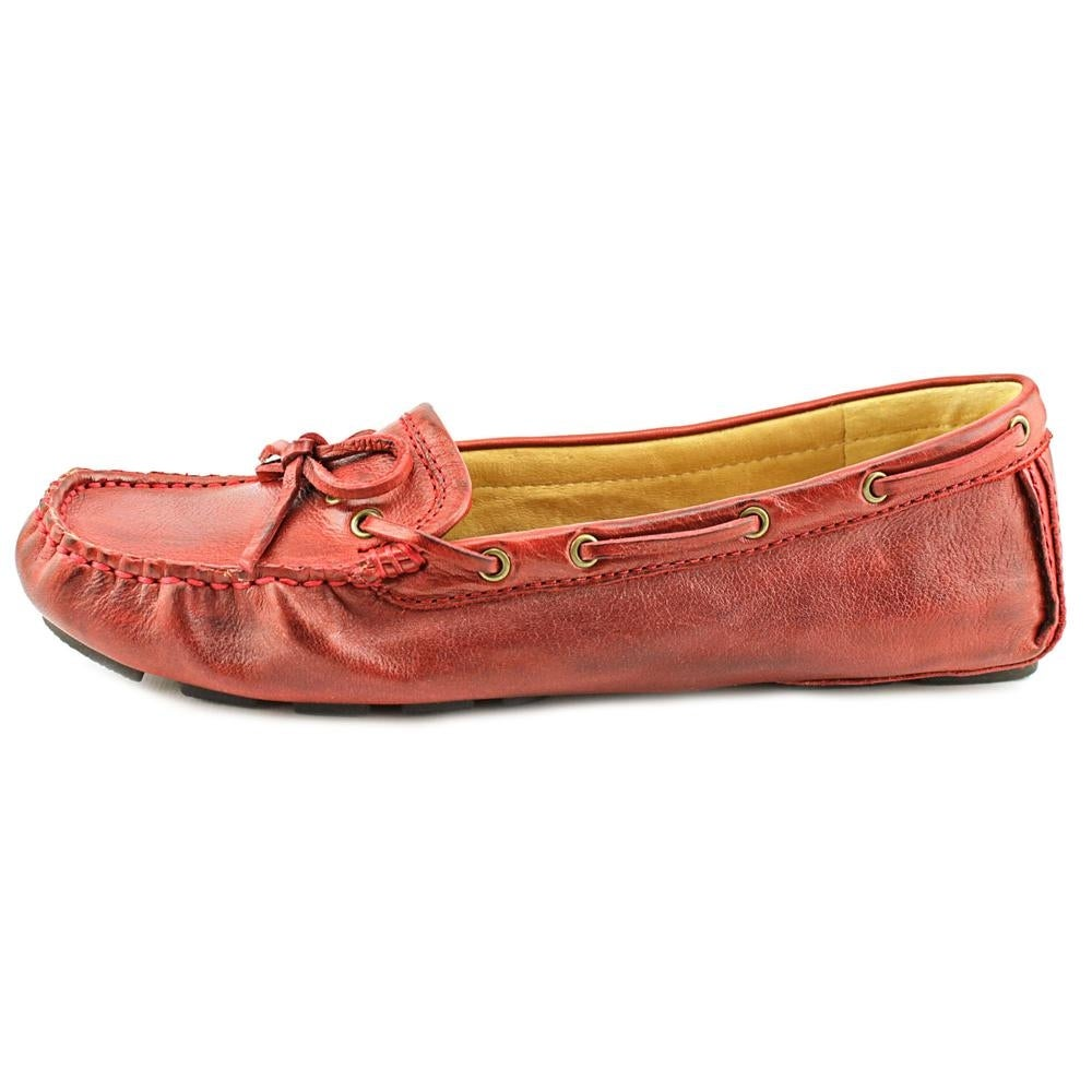 a3d700a8e64 Shop Frye Reagan Campus Driver Moc Toe Leather Loafer - Free Shipping Today  - Overstock - 17039391