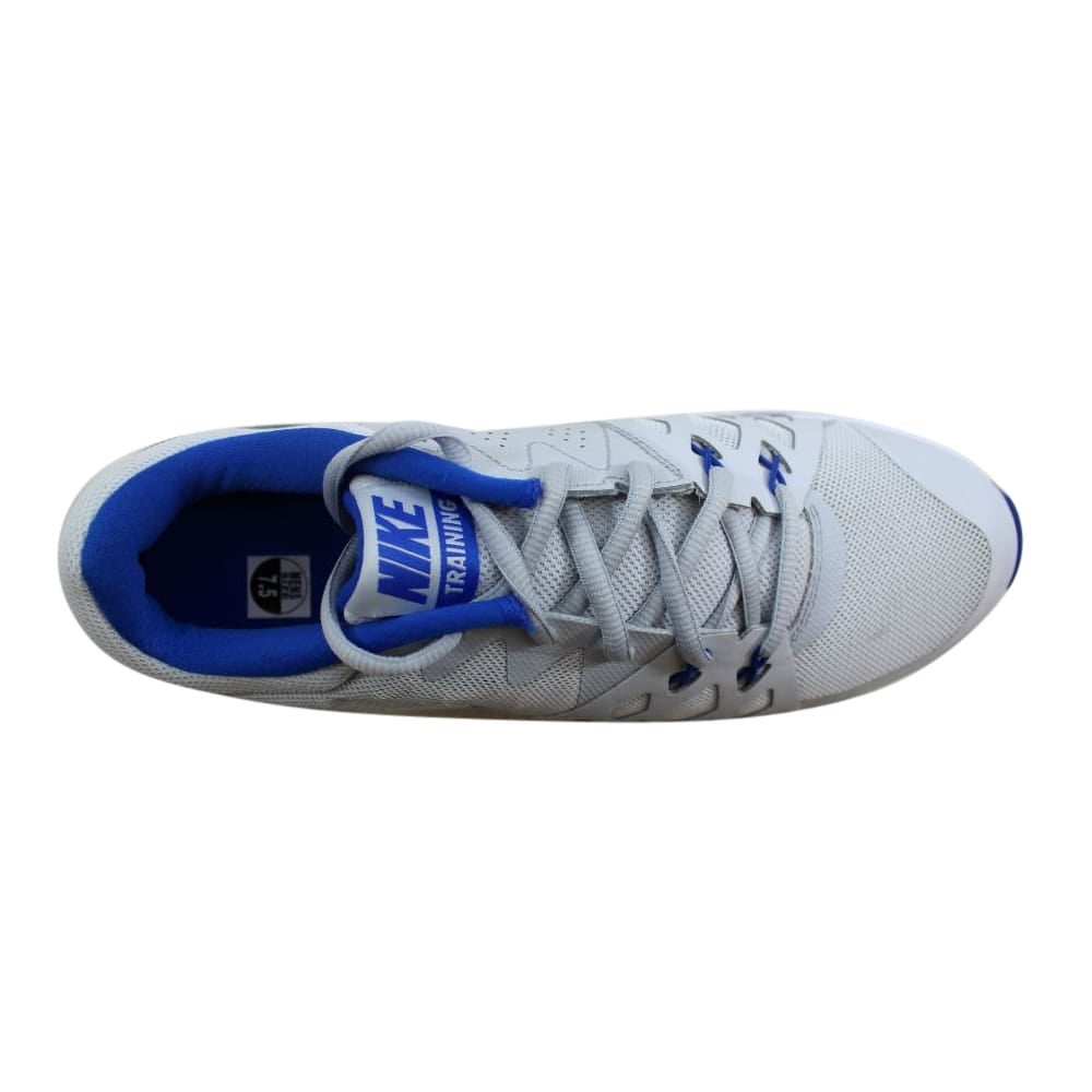 0077483a5ee28a Shop Nike Air Epic Speed TR II 2 Pure Platinum Hyper Cobalt 852456-014 Men s  - Free Shipping Today - Overstock - 24306552
