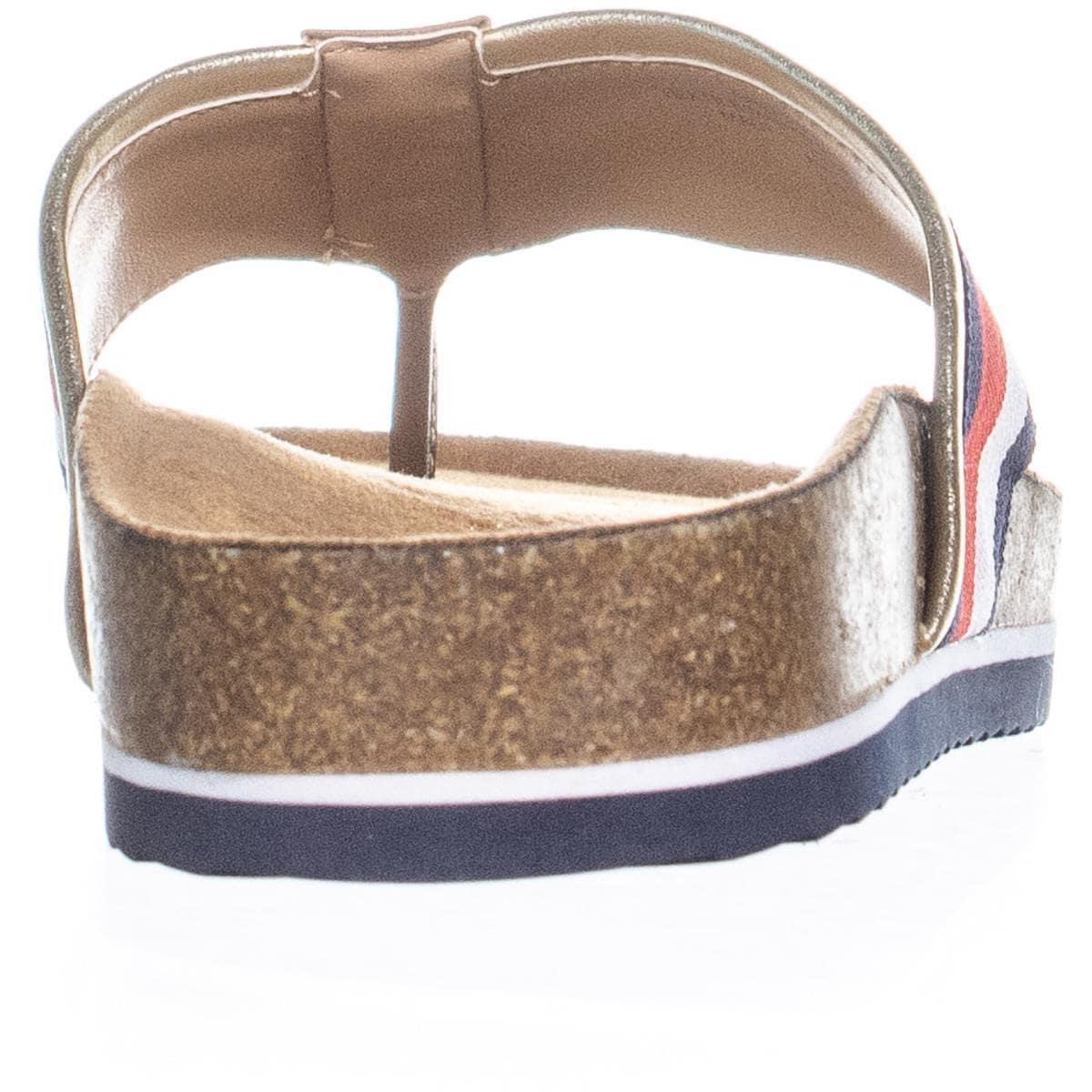 2c2490727 Shop Tommy Hilfiger Giulio Flat Slide Sandals