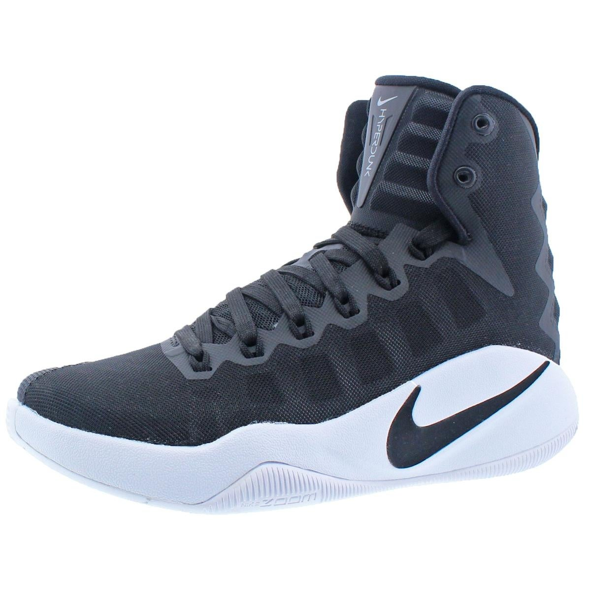 d70493fb80f ... discount shop nike womens hyperdunk 2016 tb basketball shoes nike zoom  mid top free shipping today
