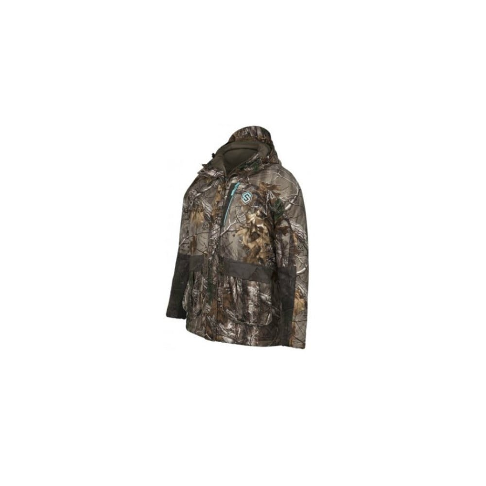 b7681e1e74c4a Shop Scentlok Womans Cold Blooded Jacket w/ Thinsulate Insulation -  Realtree Xtra (Small) - Ships To Canada - Overstock - 19267277