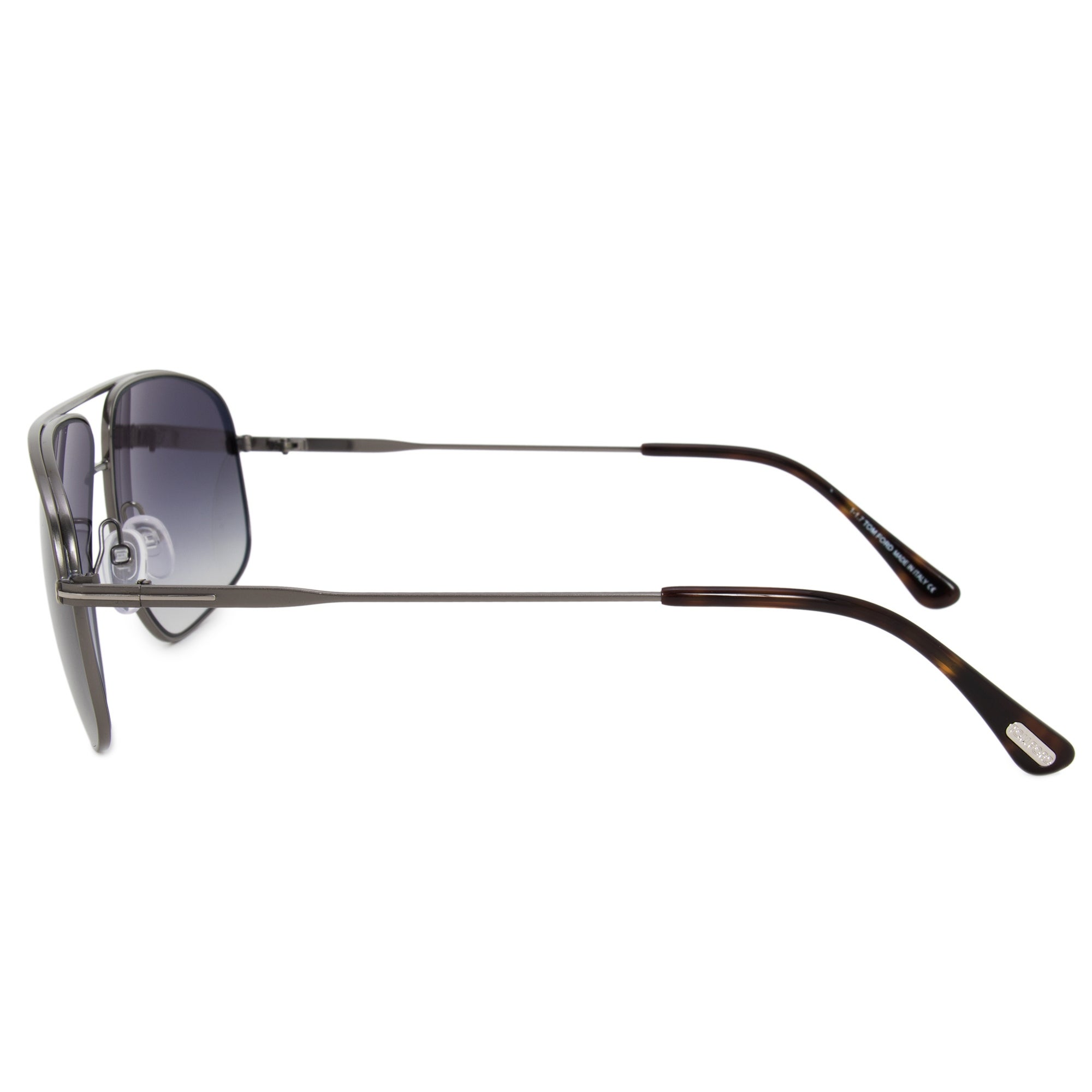 148f25402c25 Shop Tom Ford Justin Pilot Sunglasses FT0467 13B 60 - Free Shipping Today -  Overstock - 21408826