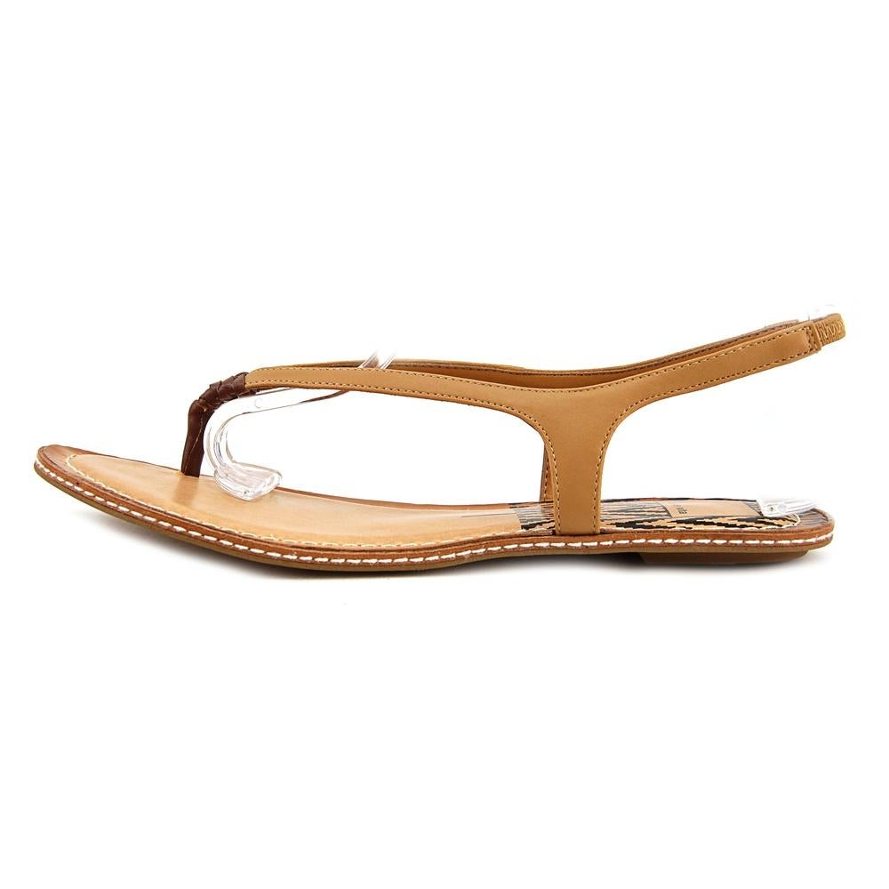 47b72bd041696 Shop Dolce Vita Kay Women Open Toe Synthetic Tan Thong Sandal - Free  Shipping On Orders Over  45 - Overstock - 16623595