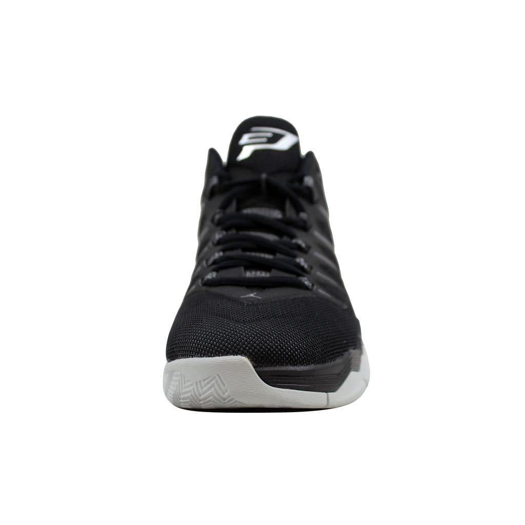 the best attitude 20d2f 4cfe7 Shop Nike Men s Air Jordan CP3 IX 9 Black Metallic Silver-Anthracite Chris  Paul 810868-010 - Free Shipping Today - Overstock - 21893425