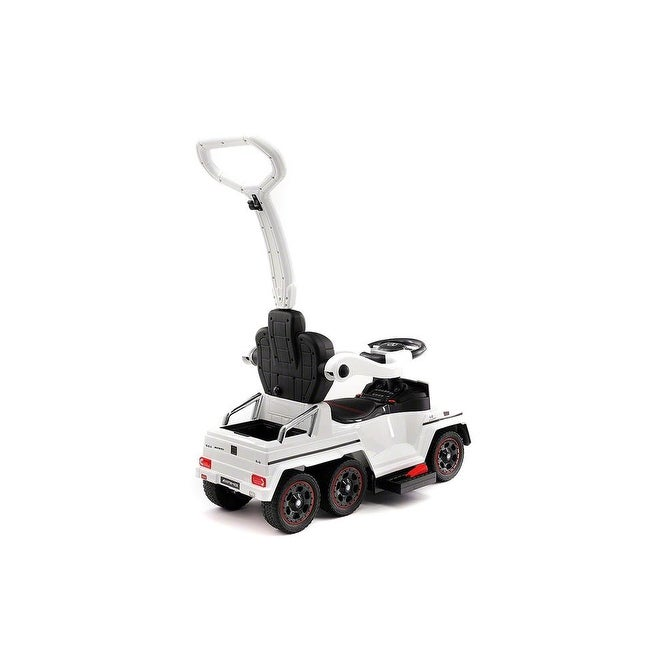 shop mercedes g63 amg 6x6 children electric ride on convertible push European Pedal Cars shop mercedes g63 amg 6x6 children electric ride on convertible push and foot to floor car white free shipping today overstock 22874369