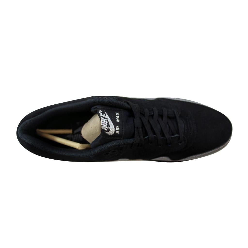 new product 22735 754f1 Shop Nike Air Max 1 Premium Black Metallic Hematite-Black 454746-005 Women s  - Free Shipping Today - Overstock - 27339770