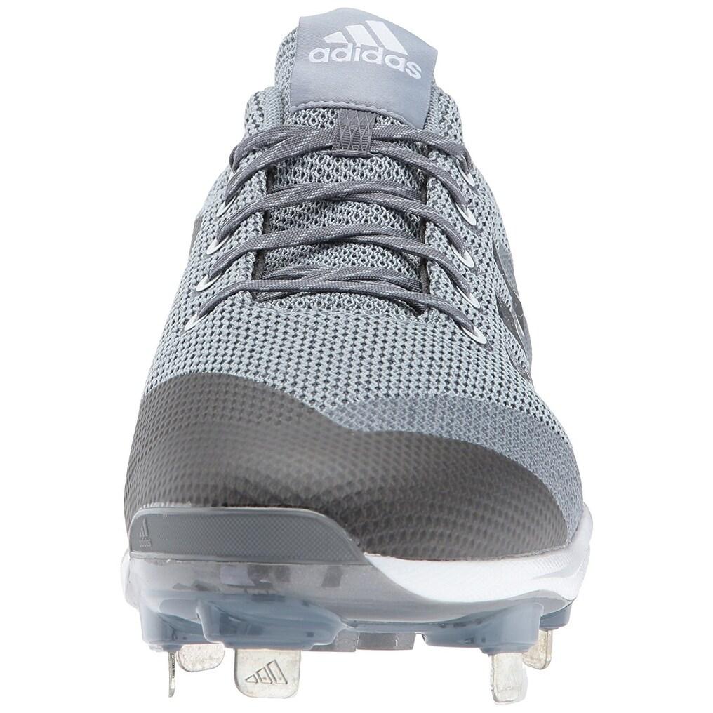 huge selection of f5ee3 761ec Shop adidas Originals Men s PowerAlley 5 Baseball Shoe - Free Shipping  Today - Overstock.com - 21621895