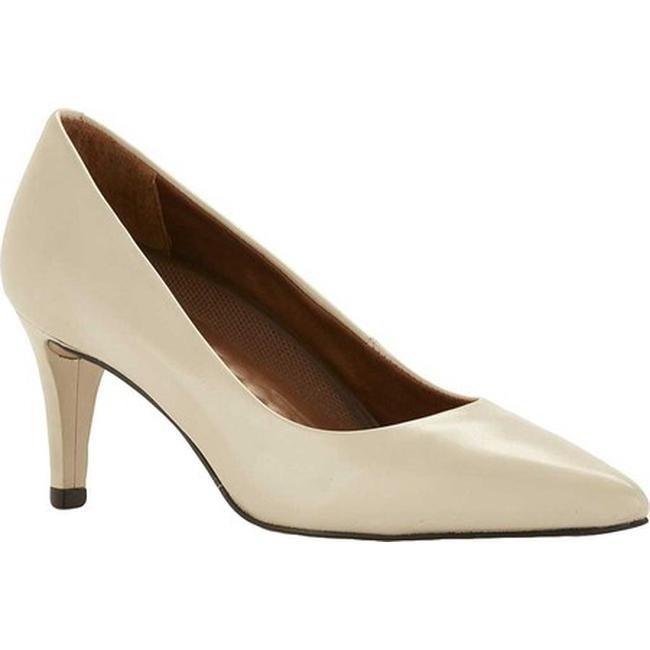 0618f7589e Shop Walking Cradles Women's Sophia Pump Bone Cashmere Leather ...
