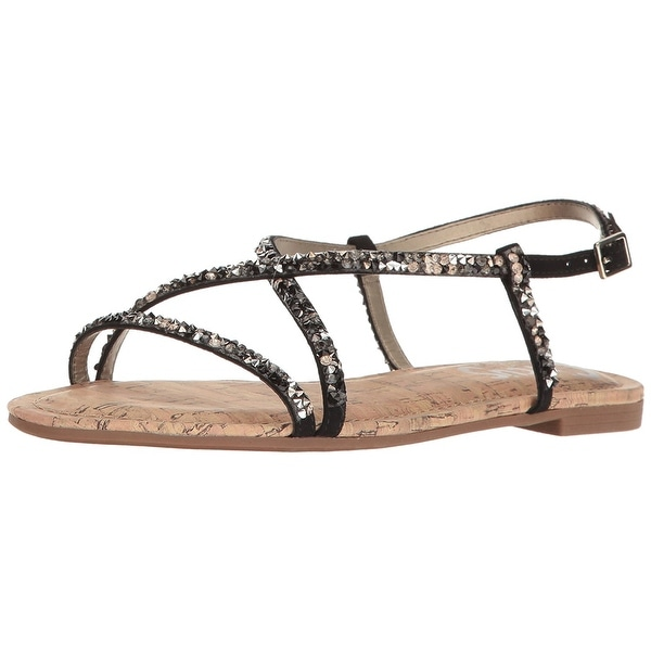 de5476b312d833 Shop Circus by Sam Edelman Womens hilary Fabric Open Toe Casual Slingback  Sandals - Free Shipping On Orders Over  45 - Overstock - 18401597