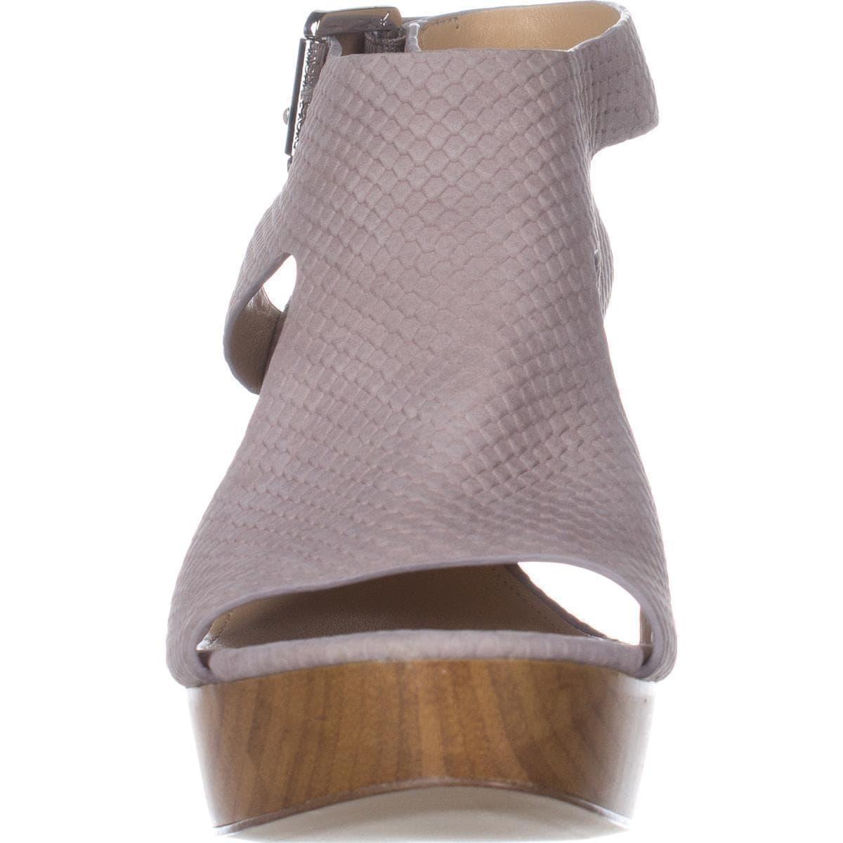 5ff065eb781a Shop MICHAEL Michael Kors Josephine Platform Wedge Sandals