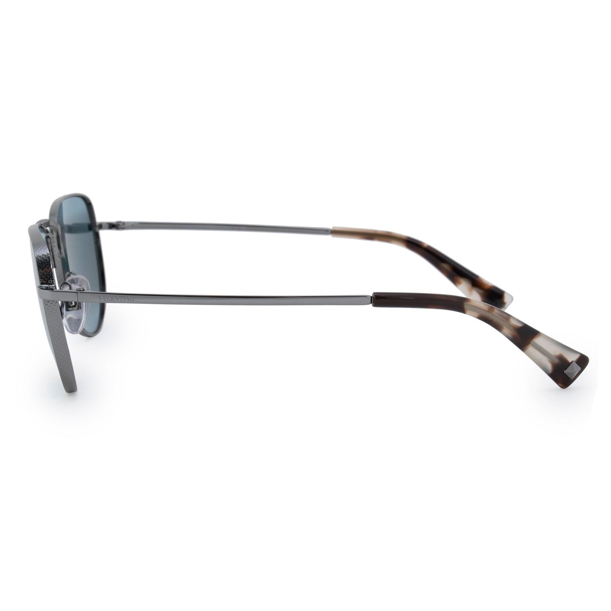 30eecd2773 Shop Valentino Square Sunglasses VA2012 30057C 49 - Free Shipping Today -  Overstock - 23138792