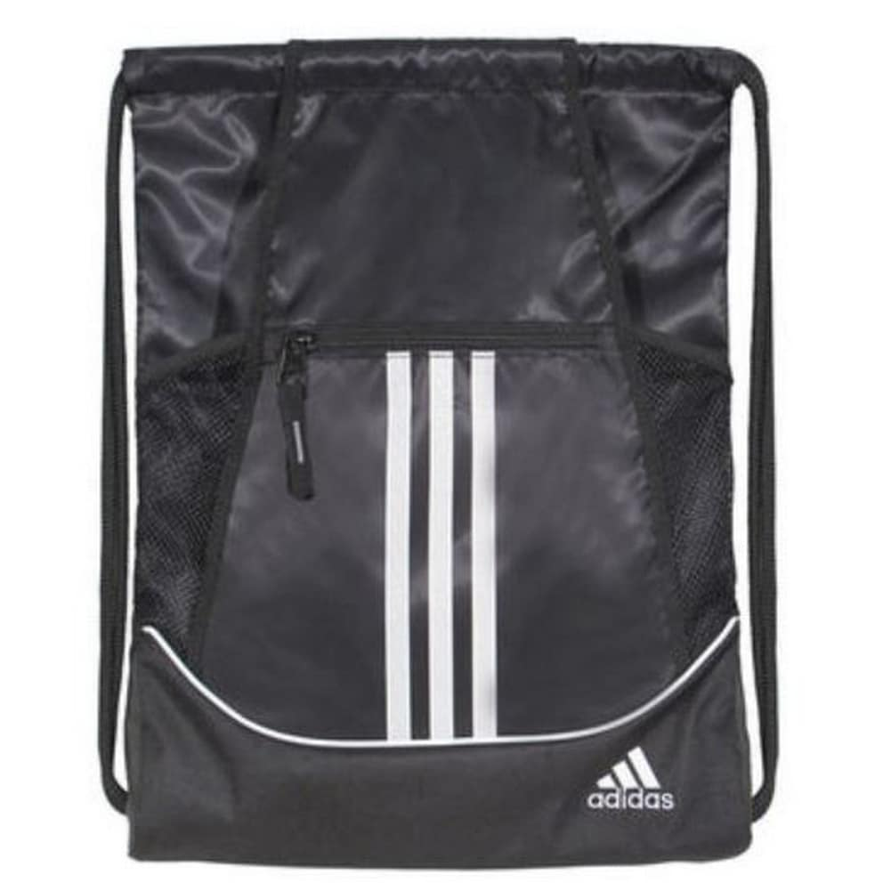 Shop Adidas Alliance II Sackpack Sling Backpack School College Sport  Alliance - Free Shipping On Orders Over  45 - Overstock - 23042995 6d6a28f34d466