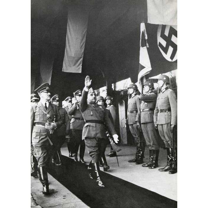Shop Spanish Fascist Dictator Francisco Franco And Adolf Hitler