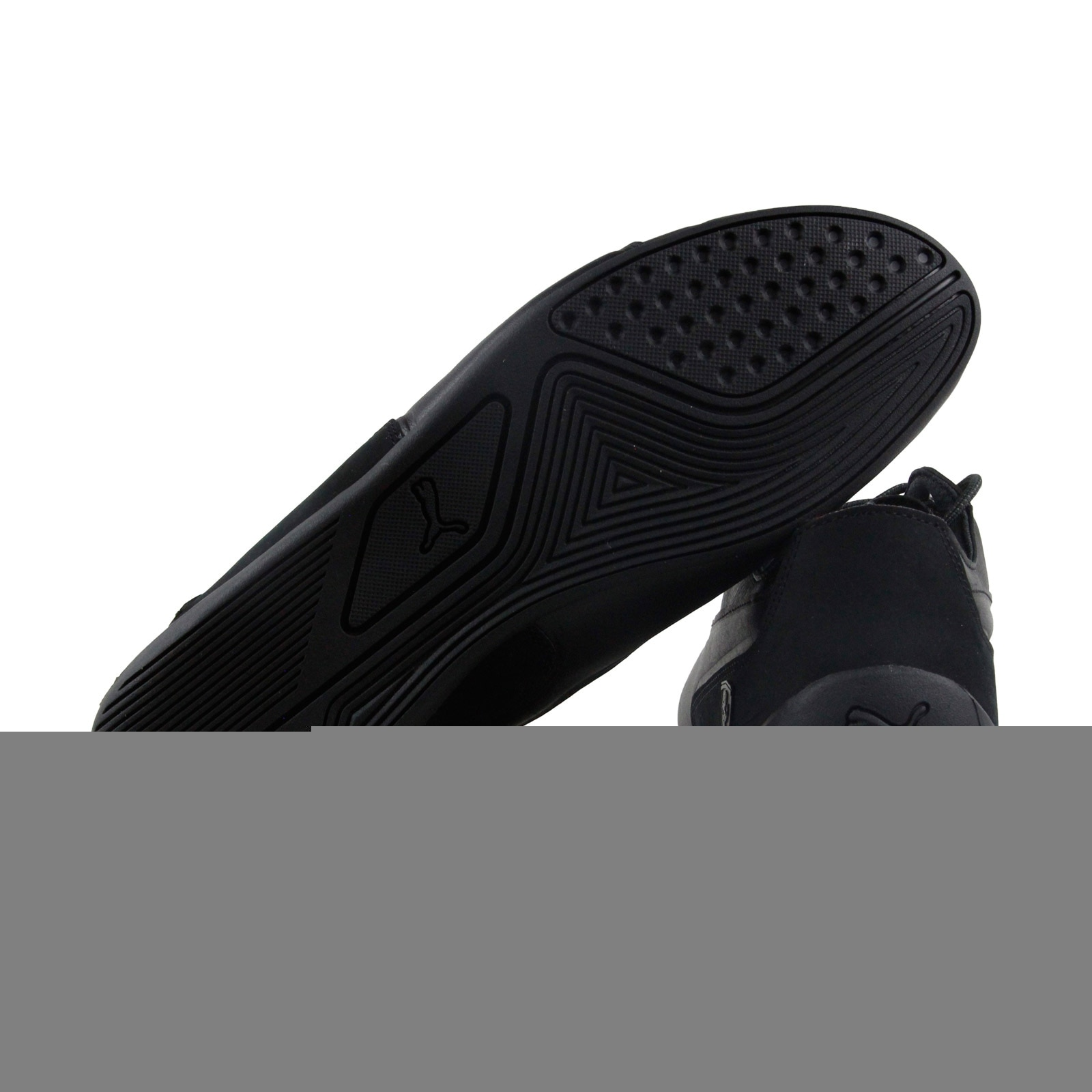 e2d4fddd26d Shop Puma Sf Drift Cat 7 Ls Mens Black Leather Lace up Sneakers Shoes -  Free Shipping Today - Overstock - 21730231