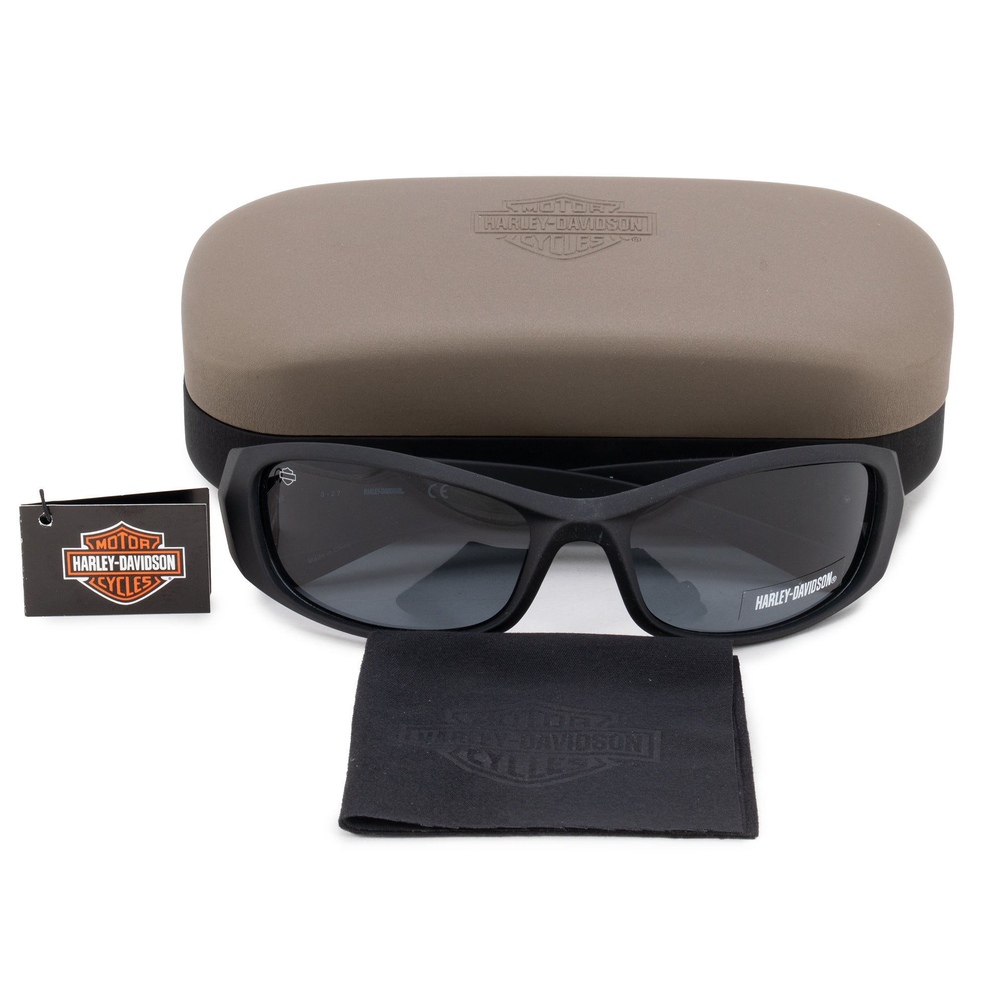 147a85d66d Shop Harley Davidson Sports Sunglasses HDV0004 BLK 3 62 - Free Shipping On  Orders Over  45 - Overstock - 25895505